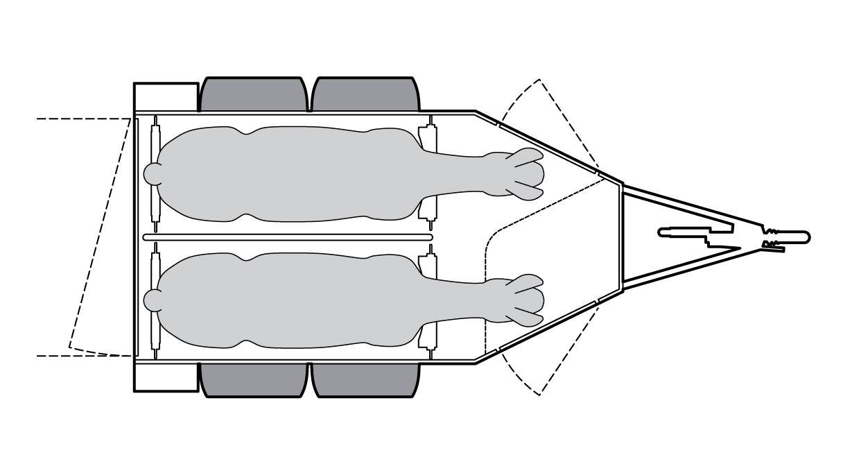 sirius s80 aluminium sirius trailers sirius trailers. Black Bedroom Furniture Sets. Home Design Ideas