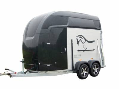 Sirius S77 Aluminium with polyester front