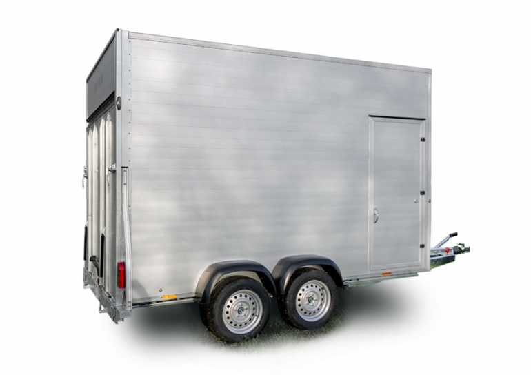 Cargo Trailers Alu High