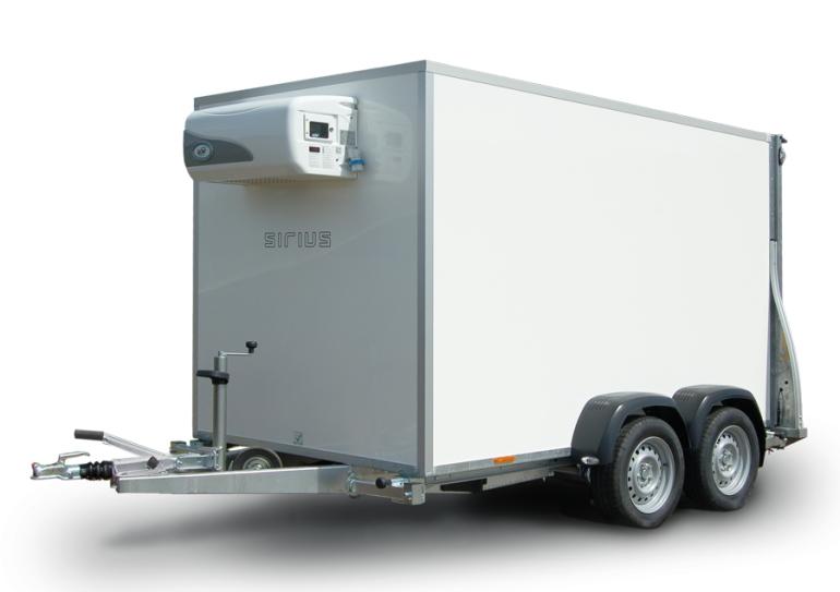 Kargo Trailer tandemasser G305 G375