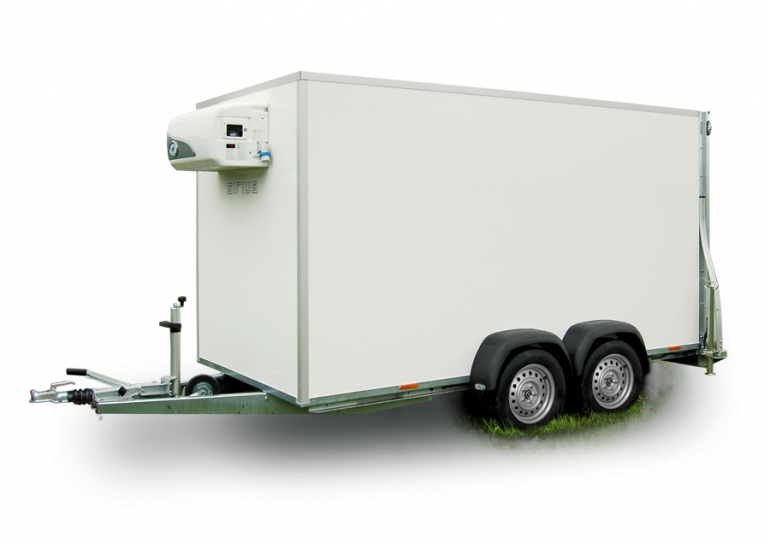 Cargo Trailers Iso