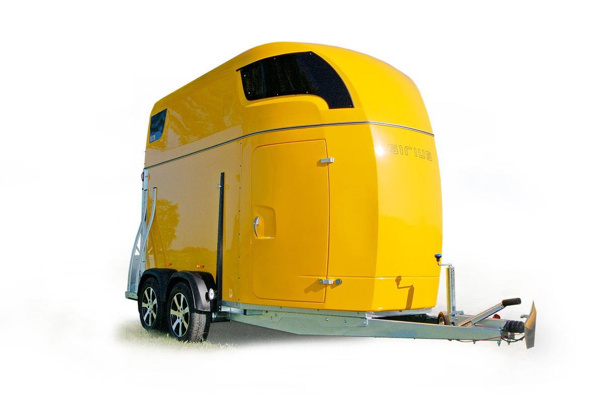 Billedresultat for sirius horse trailer